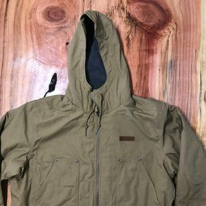 Columbia Loma Vista Jacket XL Canvas hooded coat